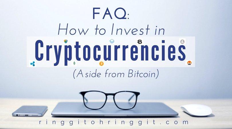 Investoimalla Crypto-Valuuttoja - Faisal Khan