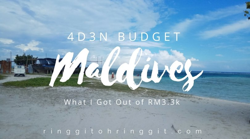 4d3n Maldives Trip What I Got For Rm3 3k Ringgit Oh Ringgit